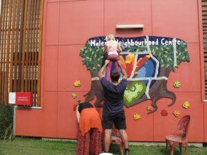 Maleny Community mosaic